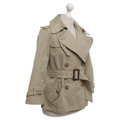D&G Giacca Trench in beige