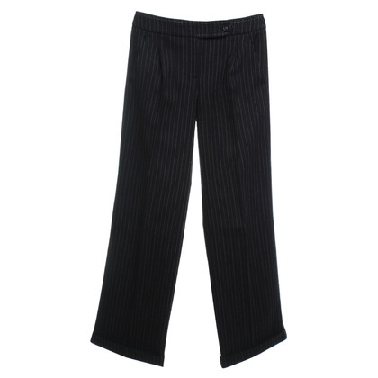 Max & Co trousers with pinstripe