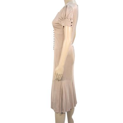 Karen Millen Kleid in Beige
