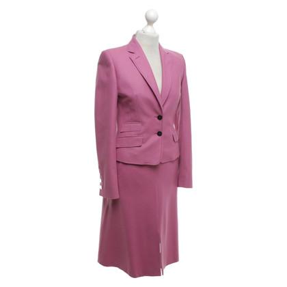 René Lezard Costume in pink