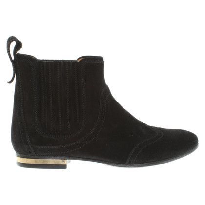 Golden Goose Suede ankle boots