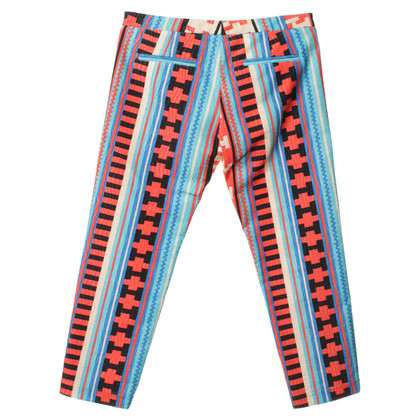 MSGM Pants with pattern