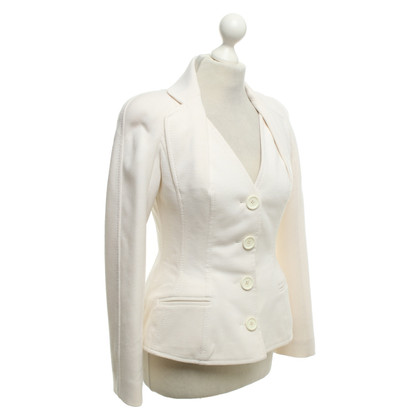 Christian Dior Blazer in Creme