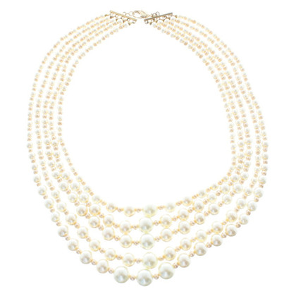 Christian Dior Necklace with beads
