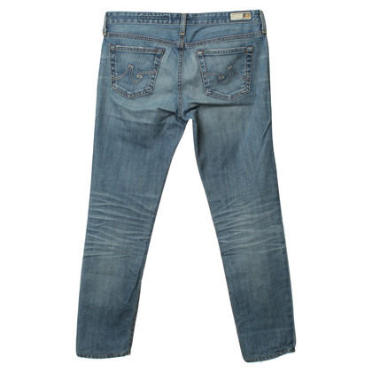 Adriano Goldschmied Jeans im Used-Look