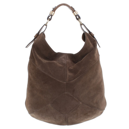 Max Mara Suede shoulder bag