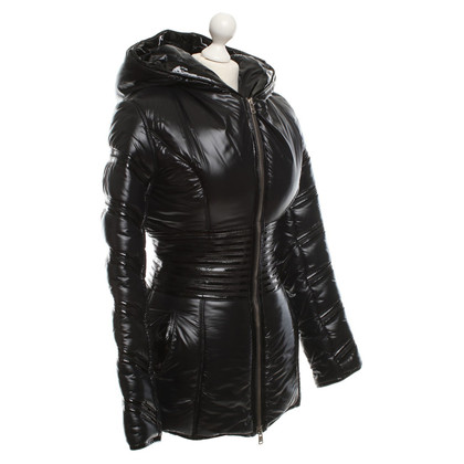 Jitrois Coat in black
