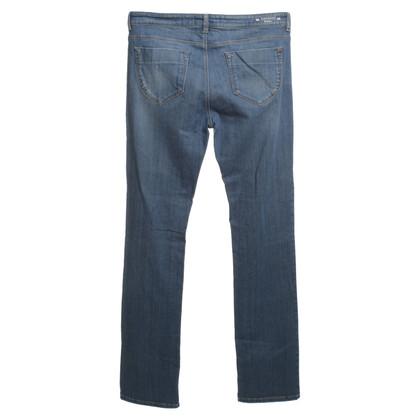 Max Mara Jeans in Blau