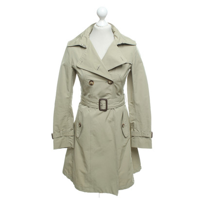 Moncler Trenchcoat in Beige