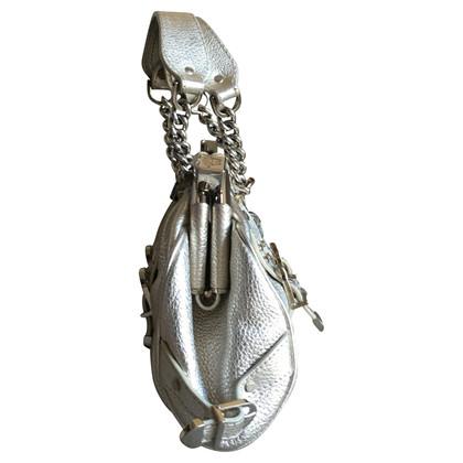 Versace Silver handbag