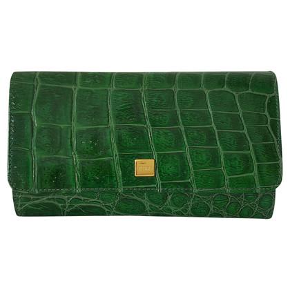 Ferre Portemonnee in groen