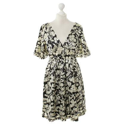Tibi Kleid mit Muster