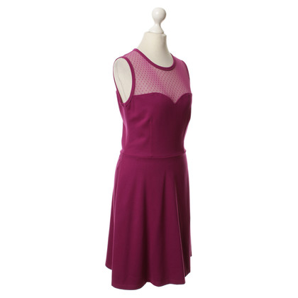 Red Valentino Dress in Fuchsia
