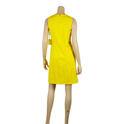 Calvin Klein Yellow dress