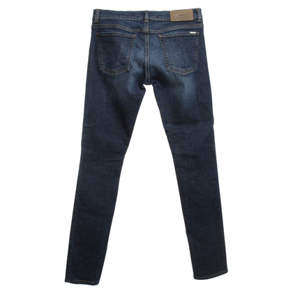 Hugo Boss Stonewashed jeans in blauw