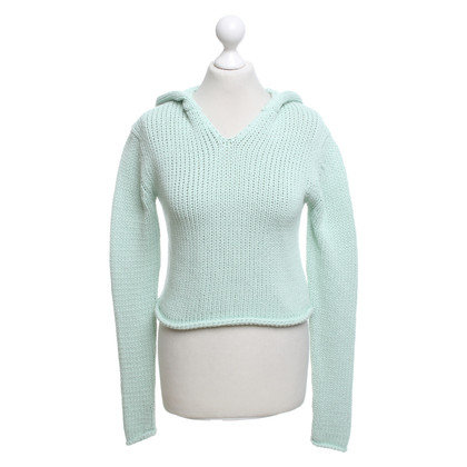 T by Alexander Wang Sweater in Mint