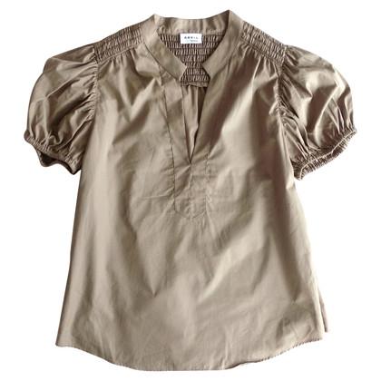 Akris Shirt in morbido beige