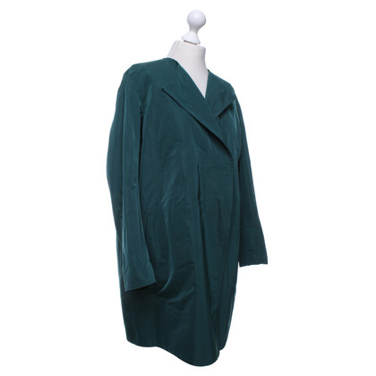 Jil Sander Coat in petrol