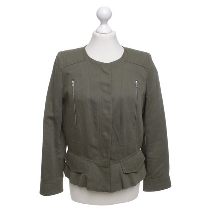 Claudie Pierlot Blazer in Olive