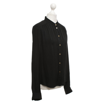 Diane von Furstenberg Blouse in black