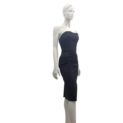 Tara Jarmon Bustier dress