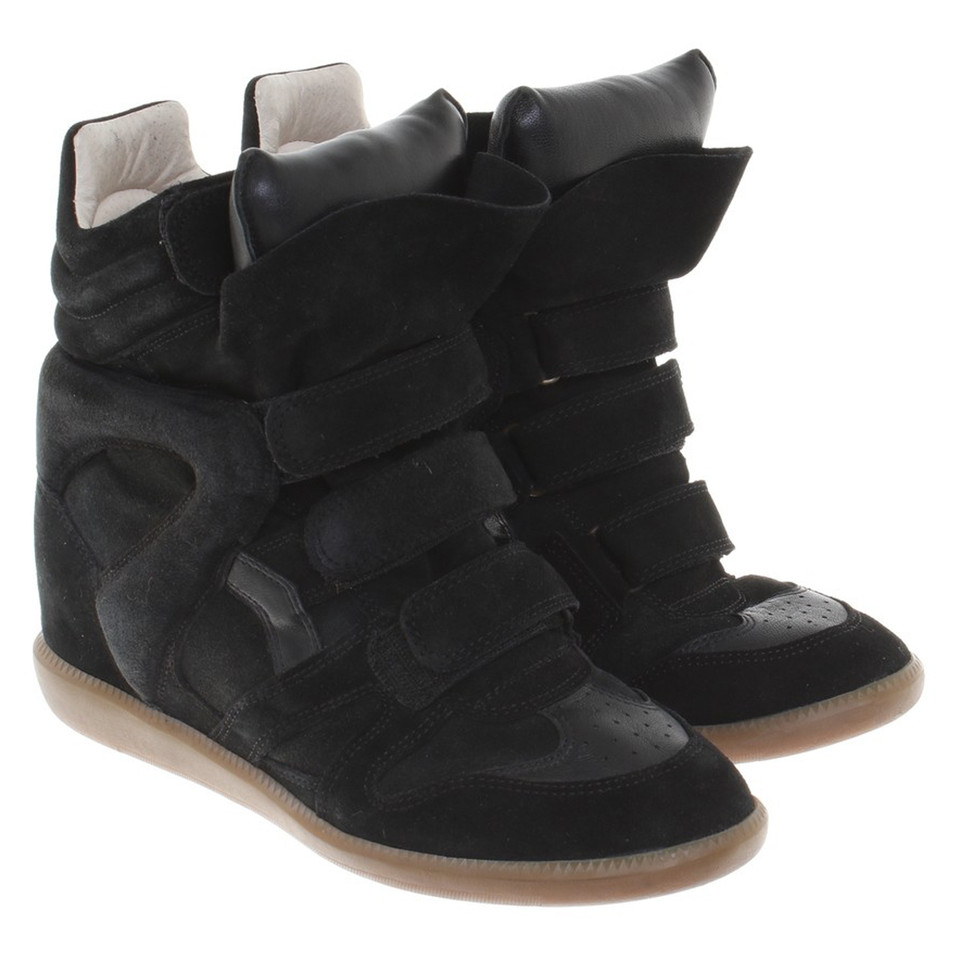 Isabel Marant Sneakers with wedge heel