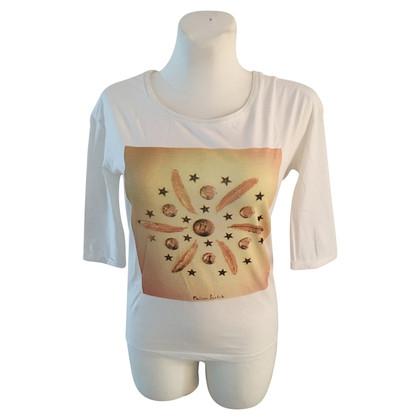 Maison Scotch T-Shirt mit Motiv