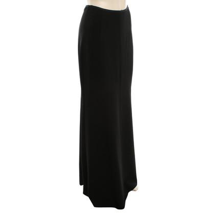 Strenesse Maxi rok in zwart