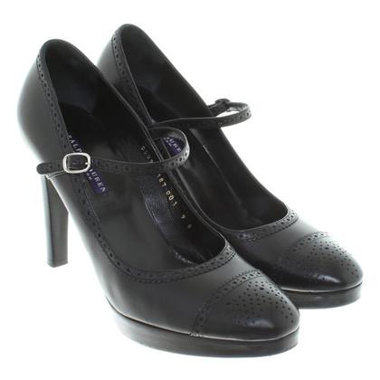 Ralph Lauren pumps in black