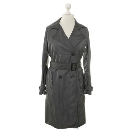 Armani Collezioni Rain coat in grey