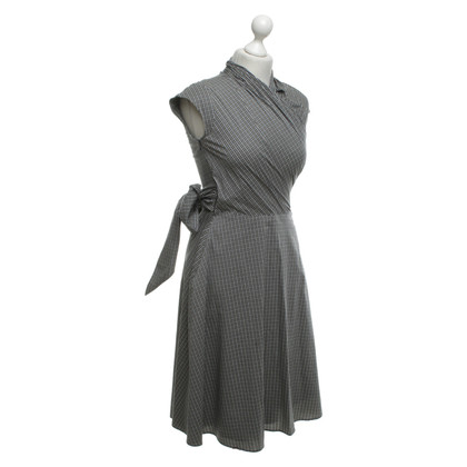 René Lezard Dress with pattern