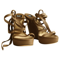Dolce & Gabbana sandals wedges