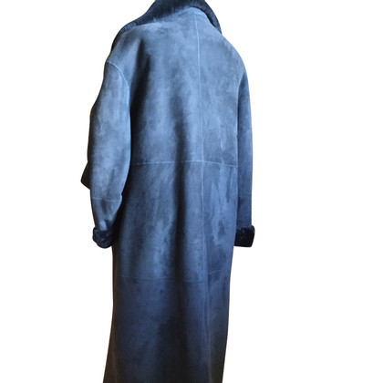 René Lezard Sheepskin coat