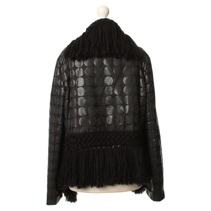 Armani Jacket with fringe
