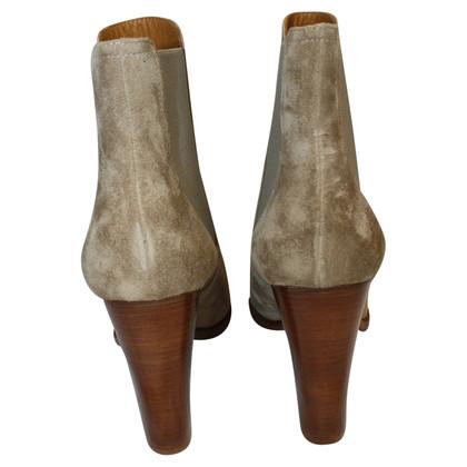 Ralph Lauren Suede laarzen