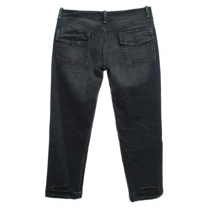 Strenesse Blue Capri-Jeans in Blau