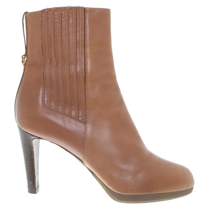 Sergio Rossi Ankle boots in brown