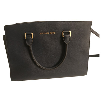 "Michael Kors ""Selma Bag Medium"" made of saffiano leather"