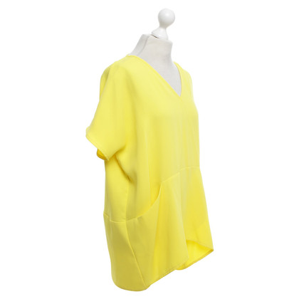 Piu & Piu Blouse in yellow