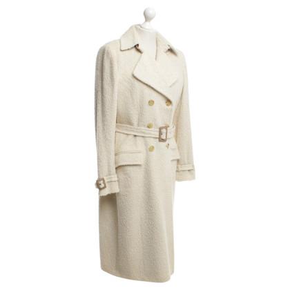 Ferre Coat in cream
