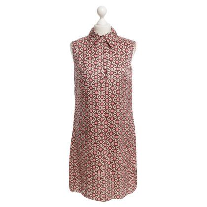 Jil Sander Robe chemise avec motif