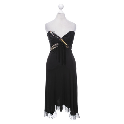 Trash Couture Corsage dress in black