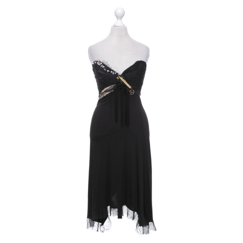 Trash Couture Corsage Dress In Black Second Hand Trash Couture