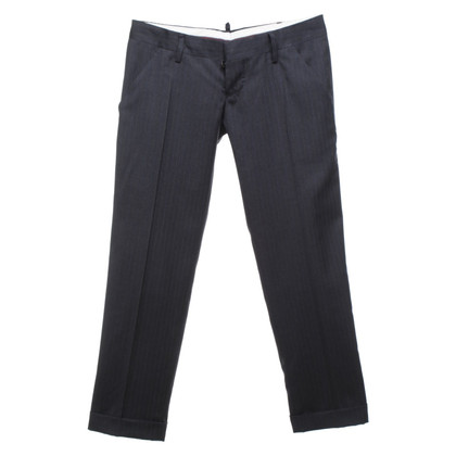 Dsquared2 Suit trousers in dark gray