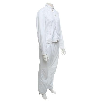 Bogner Jogging vestito in bianco