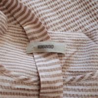 Humanoid abito crepe con cintura