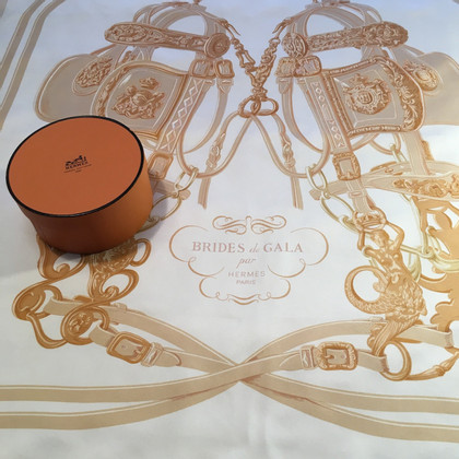 Hermès Seiden Foulard