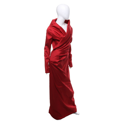 Talbot Runhof Evening dress in red