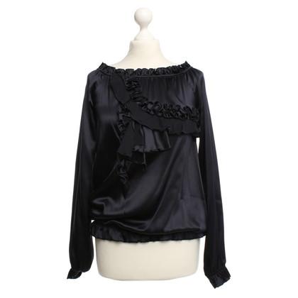 Patrizia Pepe silk blouse