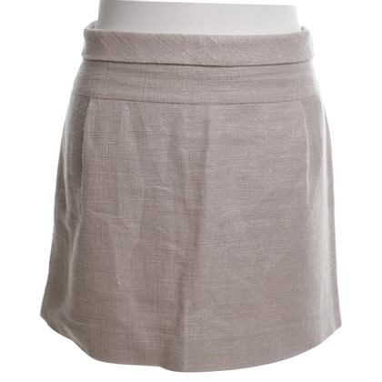 J. Crew skirt with effect thread